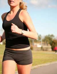 Run Running Pain Injury Frustration